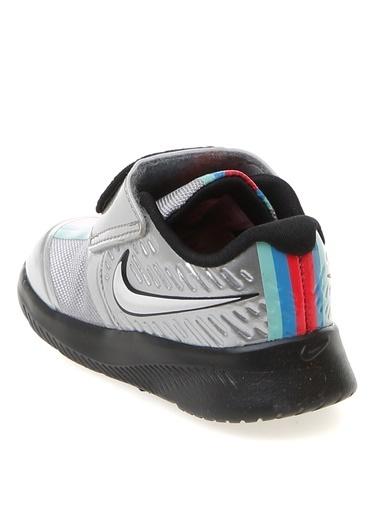 Nike Spor Ayakkabı Gümüş